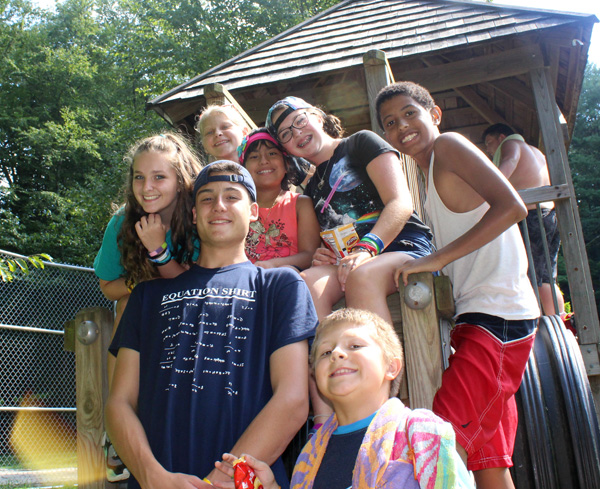 Happy Campers at Camp Can DO